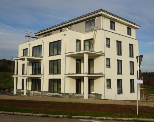 VERKAUFT! 3,5-Zimmer-Neubauwohnung mit Balkon (Obj. 960W04)