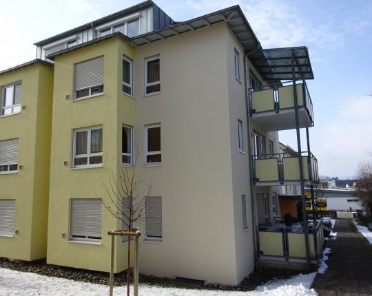 VERKAUFT! Zentrumsnahe 2-Zimmer-Wohnung mit sonnigem Balkon (Obj. 974W00)