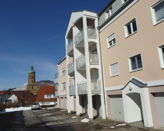 VERKAUFT! Gepflegte 2-Zimmer-Wohnung mit sonnigem Balkon (Obj. 977W00)