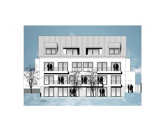 VERKAUFT! 2-Zimmer-Neubauwohnung in Aalen-Hofherrnweiler (Obj. 987W02)