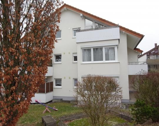 VERKAUFT! 3-Zimmer-Wohnung in Aalen-Zentrumsnähe (Obj.1007W00)