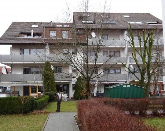 VERKAUFT! 3-Zimmer-Wohnung in Aalen-Unterrombach (Obj. 992W00)