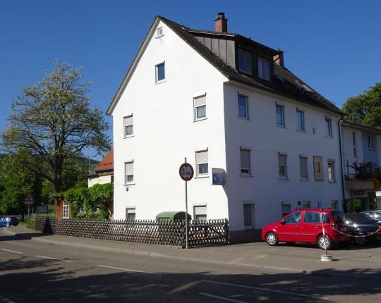 VERKAUFT! Wohn- und Geschäftshaus in Aalen-Zentrum (Obj. 1017H00)
