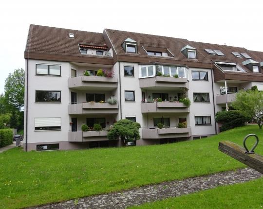 VERKAUFT! 3,5-Zimmer-Wohnung in Aalen-Kernstadt (Obj. 1020W00)