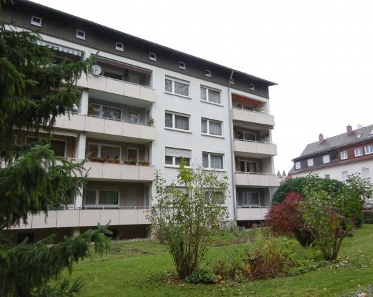 VERKAUFT! 3-Zimmer-Wohnung mit Stellplatz (Obj. 1039W00)