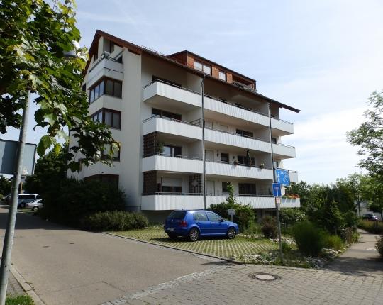 VERKAUFT! Freundliche 2-Zimmer-Wohnung mit Balkon (Obj. 1059W00)