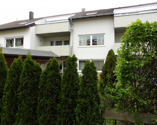 VERKAUFT! Vermietete 3-Zimmer-Wohnung mit Balkon (Obj. 1040W03)