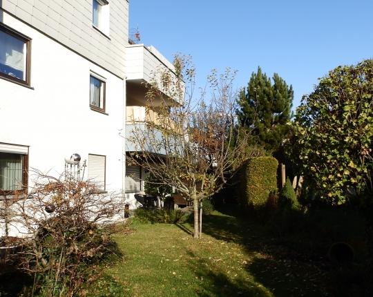 VERKAUFT! Geräumige und freundliche 4-Zimmer-Wohnung mit Terrasse (Obj. 1070W00)