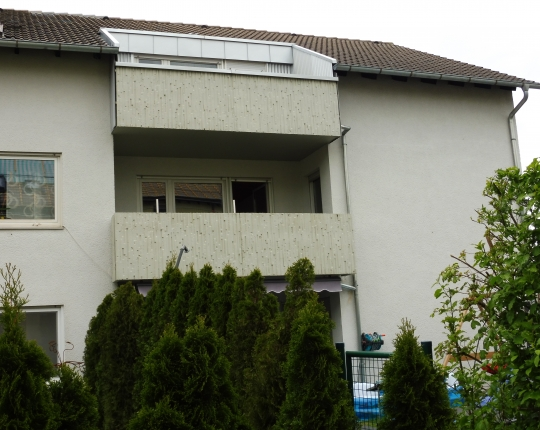 VERKAUFT! 4-Zimmer-Wohnung mit Balkon (Obj. 1040W04)