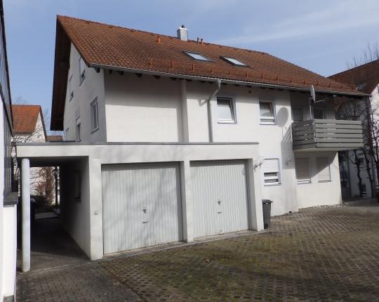 Verkauft! 3-Zimmer-Wohnung in Aalen-Unterrombach (Obj. 1075W00)