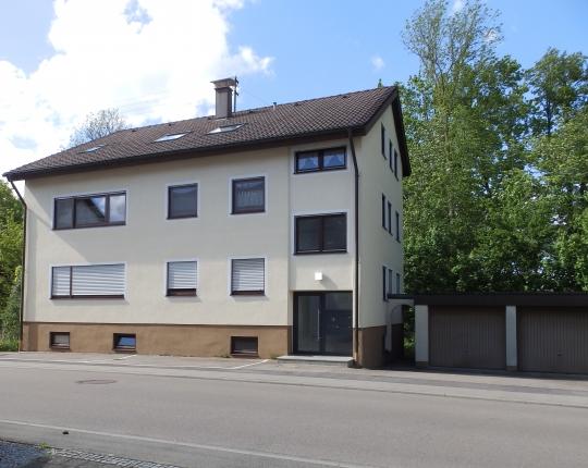 Verkauft! Mehrfamilienhaus in Aalen-Fachsenfeld (Obj. 1081H00)