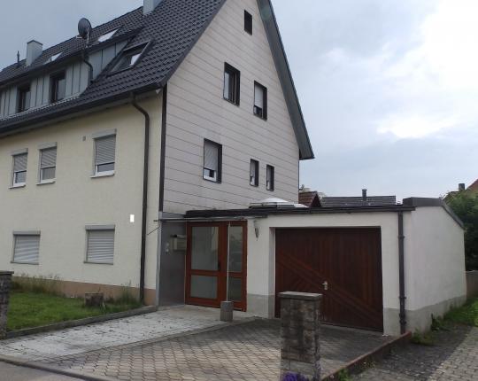 Verkauft! Doppelhaushälfte in Aalen-Weststadt (Obj. 1083H00)