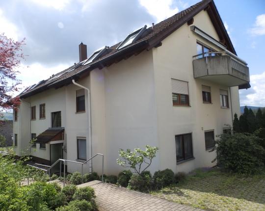 Verkauft! 3-Zimmer-Wohnung in Aalen-Wasseralfingen (Obj. 1082W00)